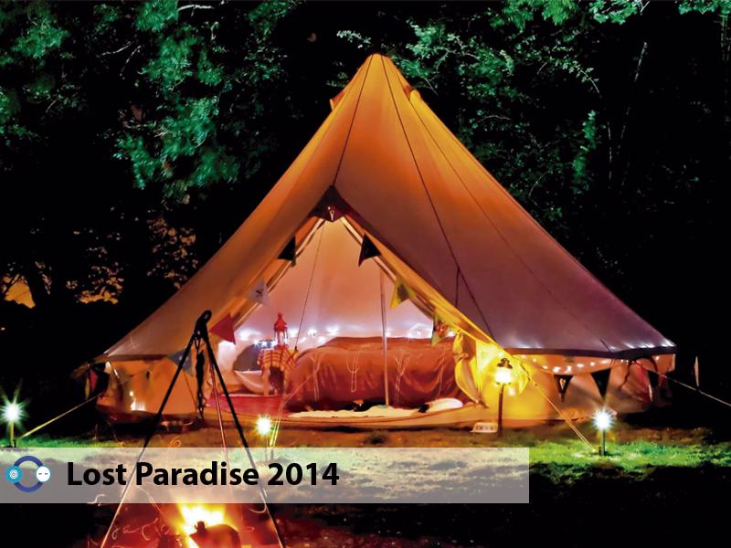 Carl Craig, Ben Pearce, KiNK y más en Lost Paradise 2014