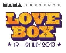 Lovebox Festival 2013