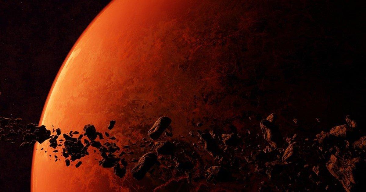 Desde Chile captan por primera vez el origen y nacimiento de una luna