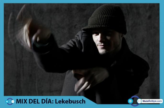 MIX DEL DÍA: Cari Lekebusch – DJ Set – July 2014