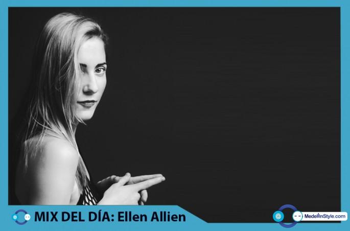 MIX DEL DÍA: Ellen Allien – Boiler Room – Ibiza DJ SET