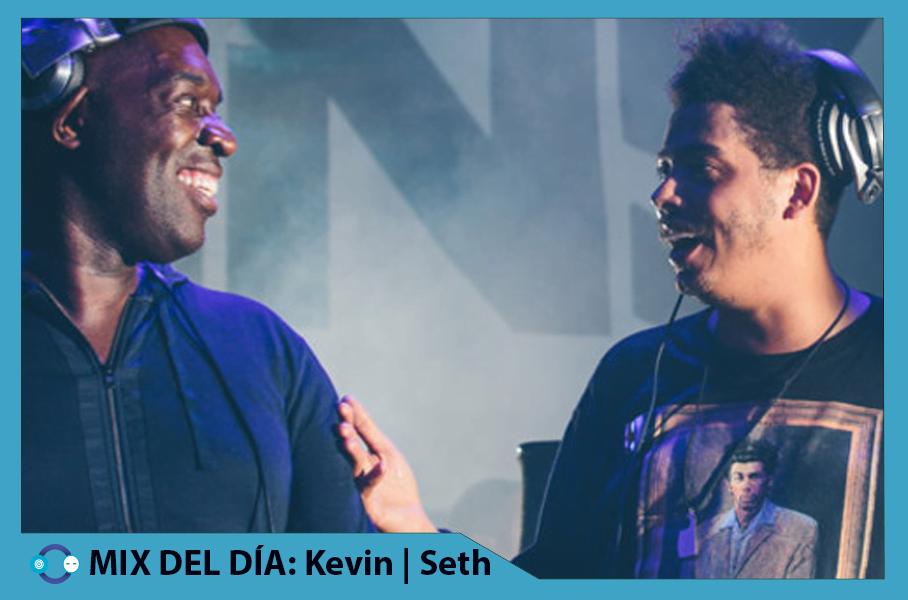 MIX DEL DÍA: Kevin Saunderson B2B Seth Troxler – Movement Detroit 2014