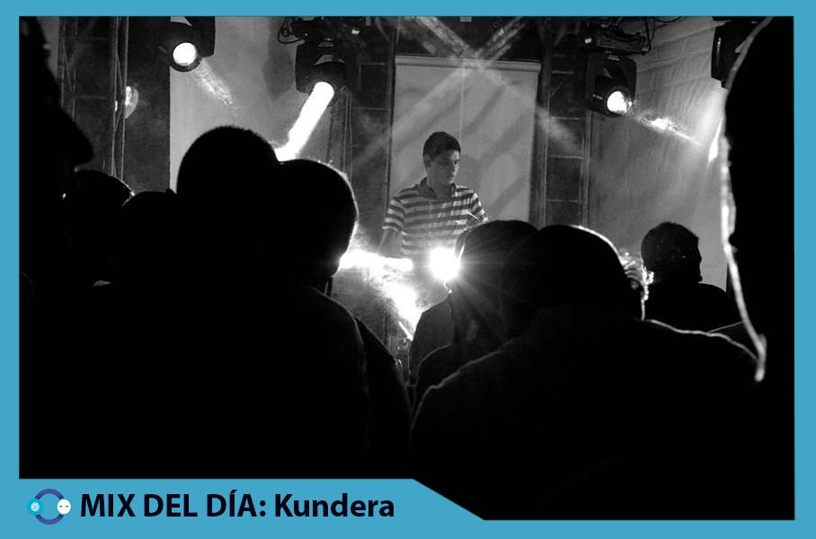 MIX DEL DÍA: Kundera – Obscura at Arena Bar