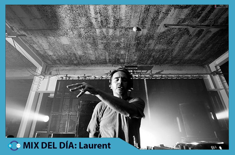 MIX DEL DÍA: Laurent Garnier – Crack Mix 075