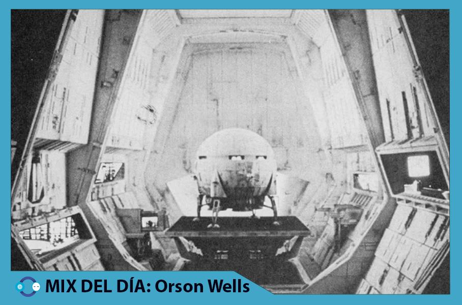 MIX DEL DÍA: Orson Wells – Verschwende Deine Jugend