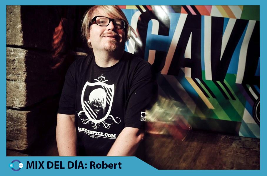 MIX DEL DÍA: Robert Babicz – LOVE MIX 2014