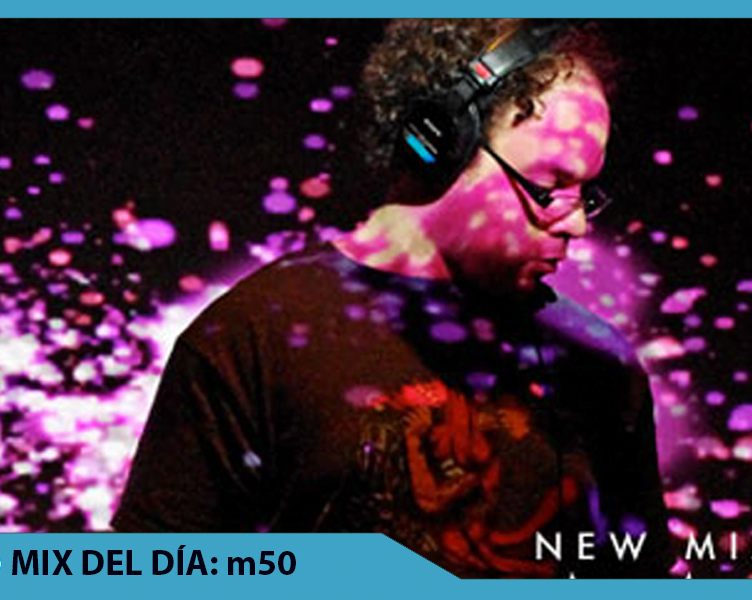 MIX DEL DÍA m50 @ Synesthesia The Cool Room 2014.12.27