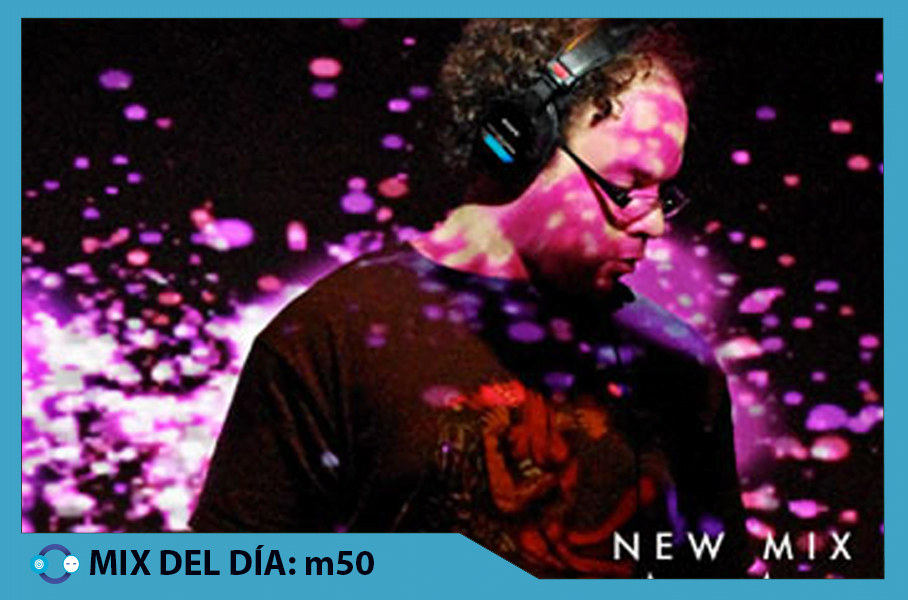 MIX DEL DÍA: m50 @ Synesthesia, The Cool Room 2014.12.27
