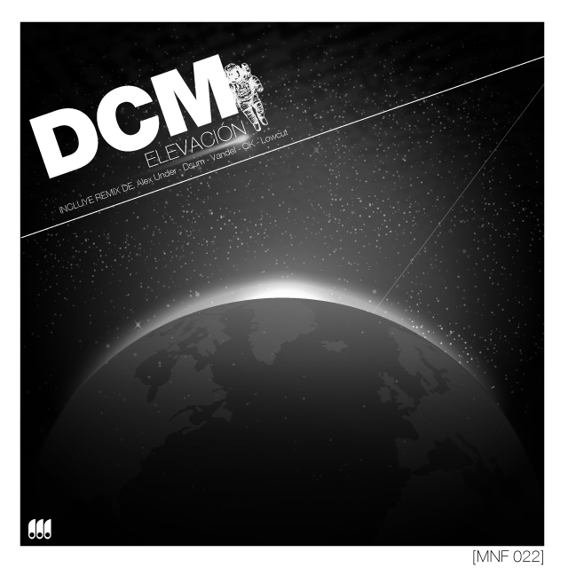 Monofonicos presenta nuevo disco – [MNF 022] DCM – Elevación