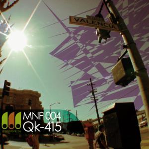 Nuevo Lanzamiento [MNF 004] Qk – 415