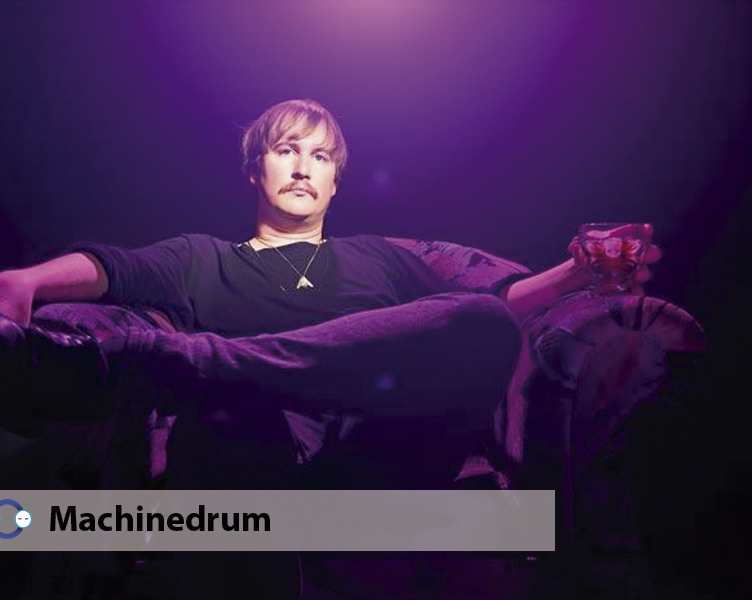 Machinedrum despide Vapor City