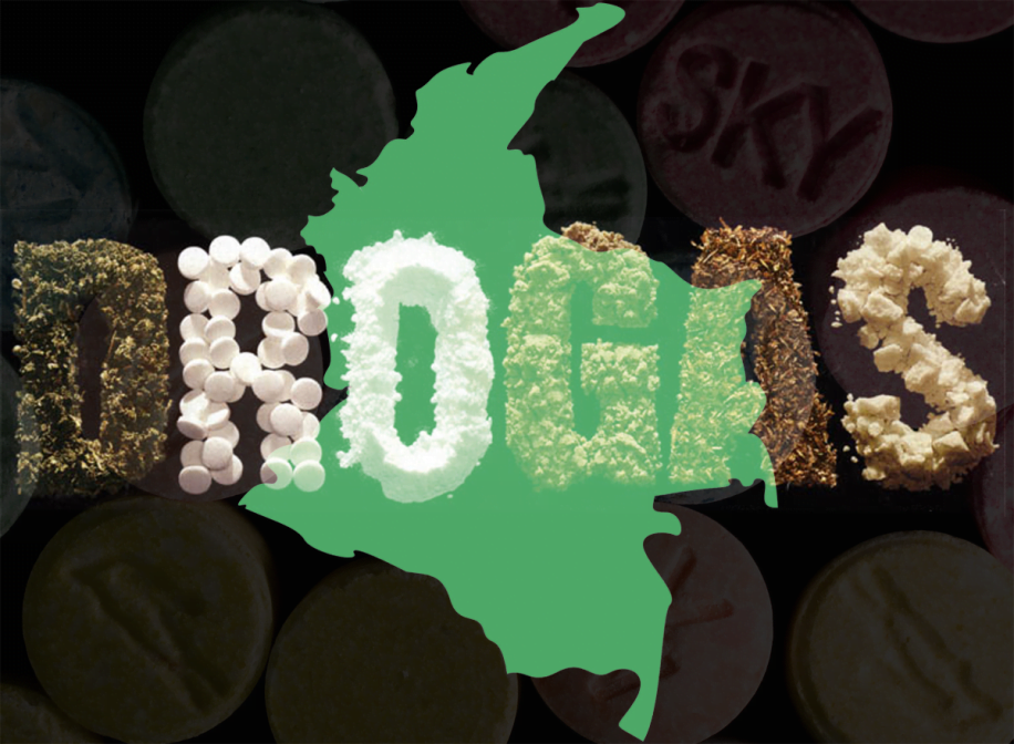 Drogas y Colombia 2016-2017: Planteamiento y Análisis desde Puntos de Inflexión 2014-2015