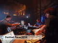 Minilogue VS Mathew Jonson en Festival Forte 2014