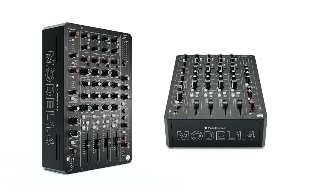 Te revelamos todo sobre el nuevo mixer MODEL 1.4 anunciado por PLAYdifferently