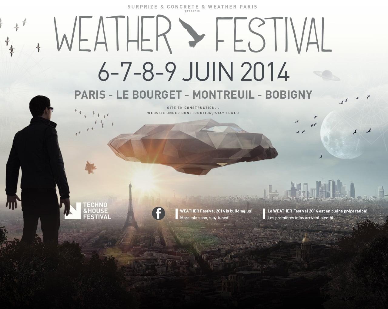 Mount Kimbie, Ricardo Villalobos, Moodymann y más en Weather Festival 2014