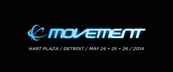Movement 2014 anuncia los primeros artistas
