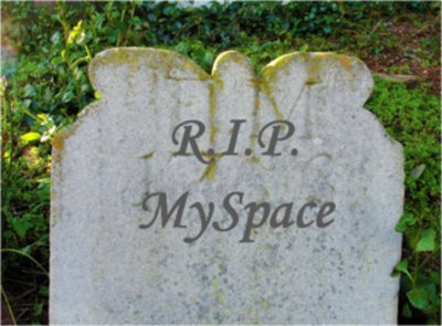 MySpace se viene abajo