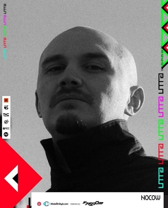 Descubre a Nocow y su cruce de fronteras entre el house, techno y la electrónica moderna en el UTTA Festival
