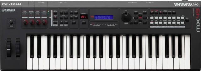 Nuevos sintes Yamaha MX49 y MX61