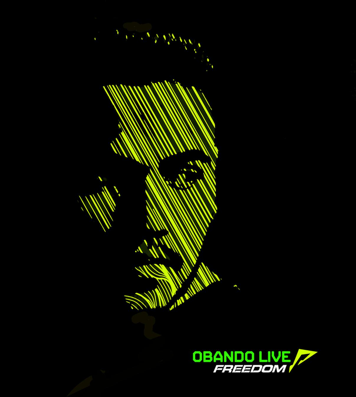 Obando live en el FREEDOM 2019
