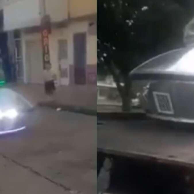 """Policía de tránsito inmovilizó """"ovni"""" en Cali por no tener papeles"""