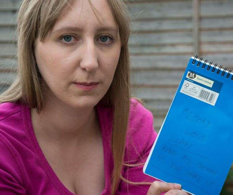 PAY Nikki Pegram memory loss diary