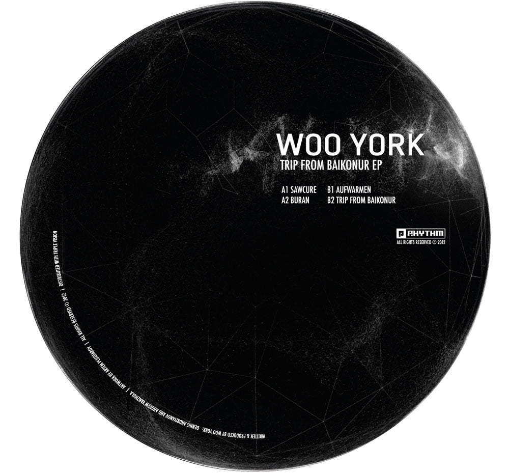 REVIEW: Woo York - Trip From Baikonur EP