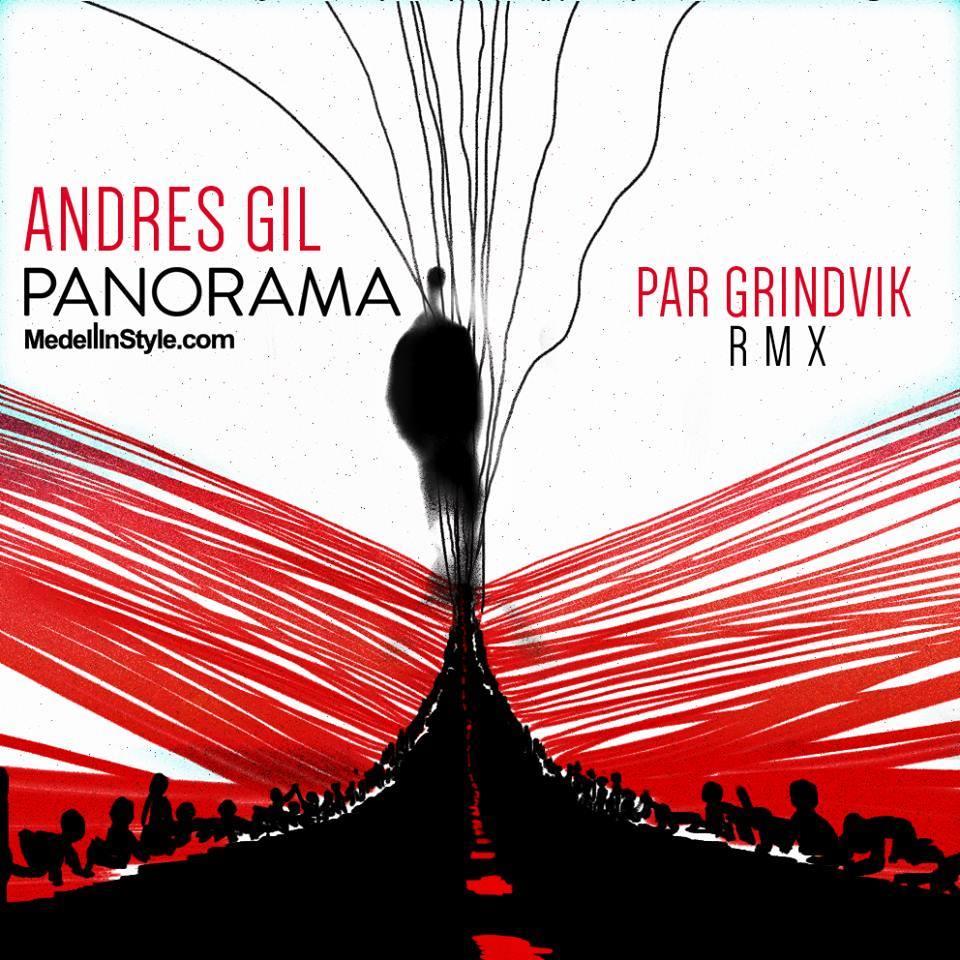 Andres Gil - Panorama EP INCL. Par Grindvik Remix