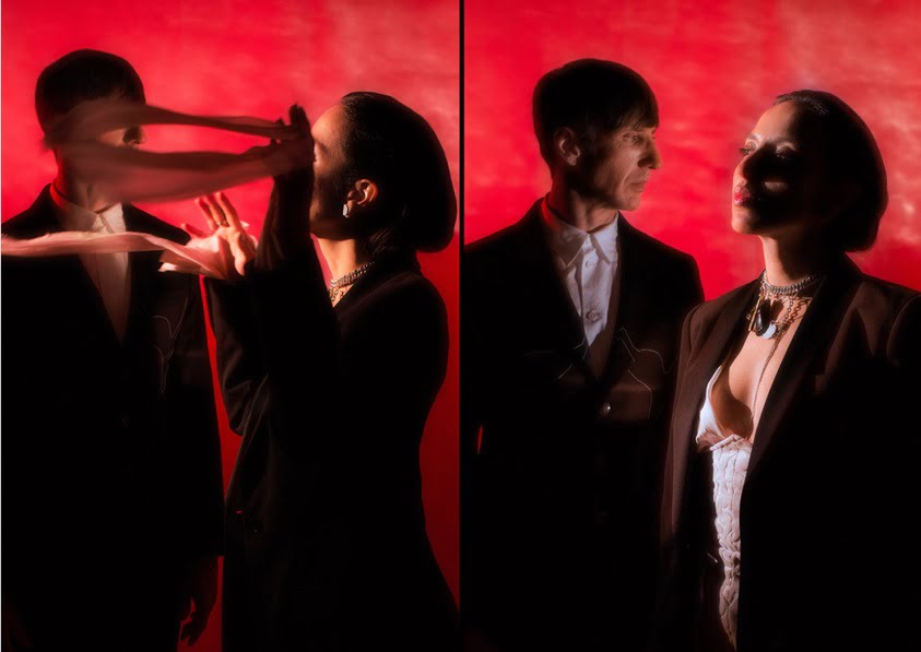 La colombiana Poison Arrow y Troy Pierce anuncian álbum colaborativo como Pierce With Arrow