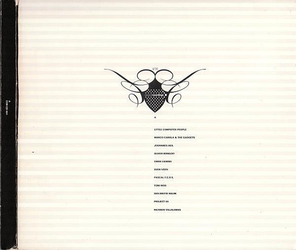 Ambivalent continúa proyectando bajos en Cocoon Recordings