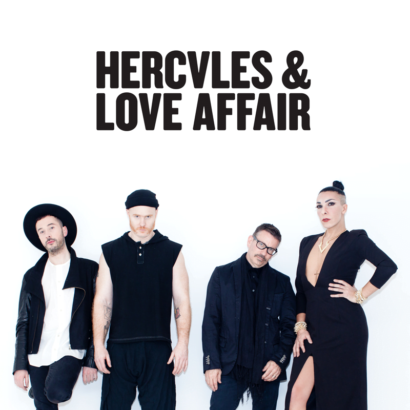 REVIEW: Hercules & Love Affair estrena su nuevo álbum