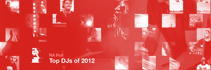 Resident Advisor Poll Top Djs 2012