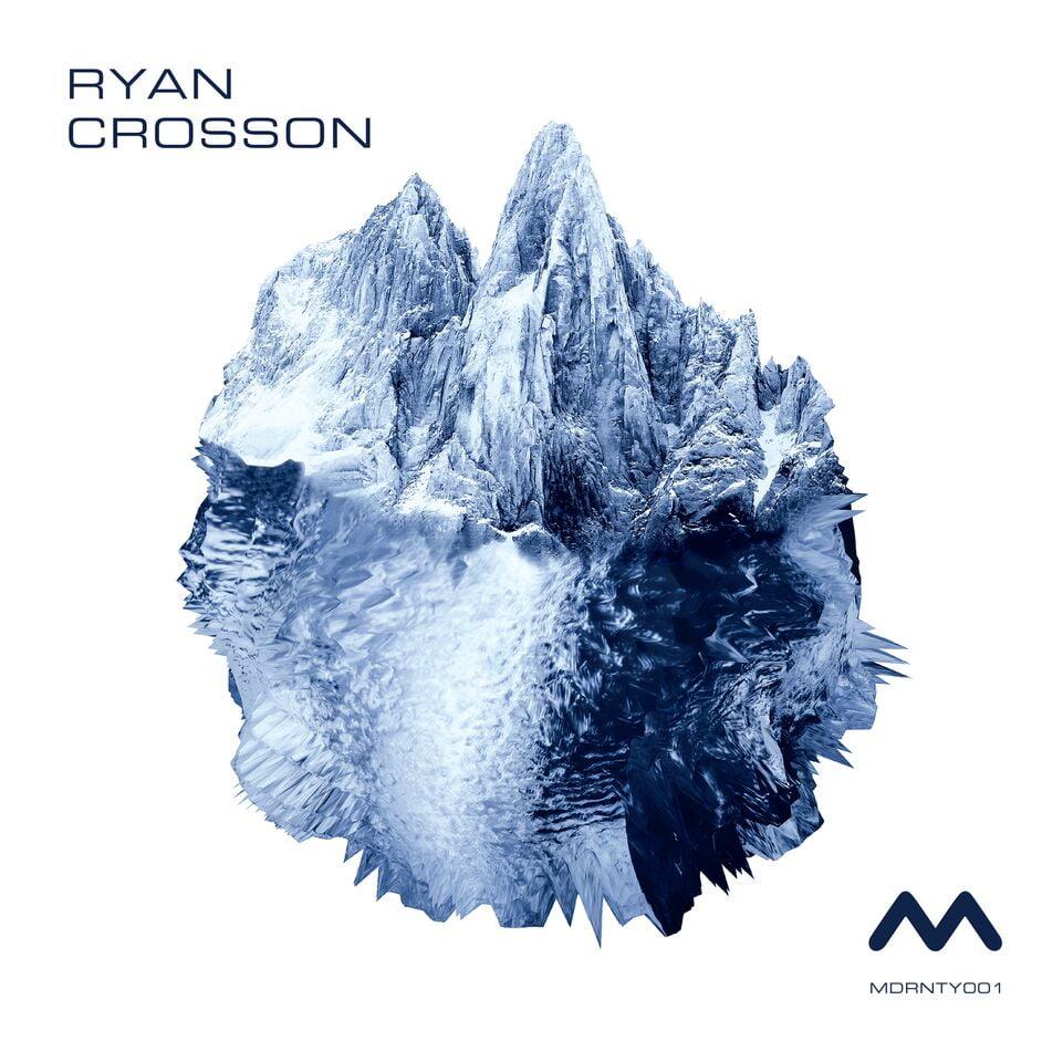 Ryan Crosson hace la apertura del nuevo sello MDRNTY Records