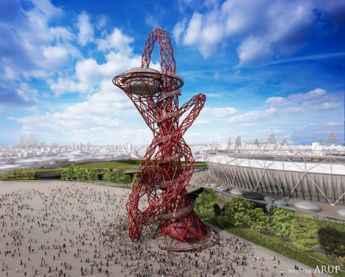 """Londres construirá su propia """"Torre Eiffel"""" para los Olímpicos de 2012"""