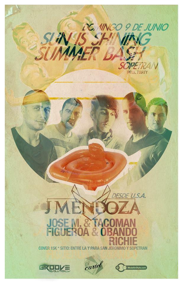 :: Sponsored :: SUMMER BASH EN SOPETRAN @ POOL PARTY ¡¡¡¡¡¡ ESTE DOMINGO DE PUENTE