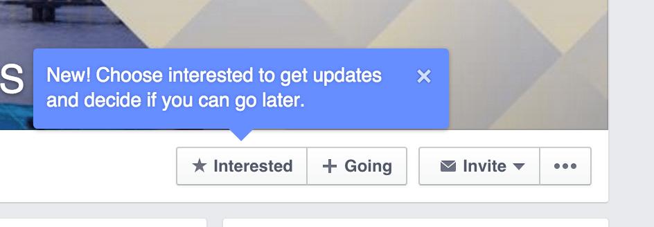 """Facebook se vuelve de """"Dudoso a Interesado"""""""