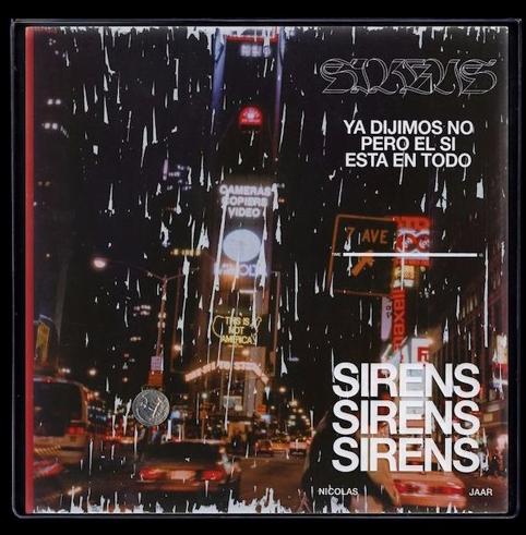 Escucha por completo el nuevo album de Nicolas Jaar - Sirens