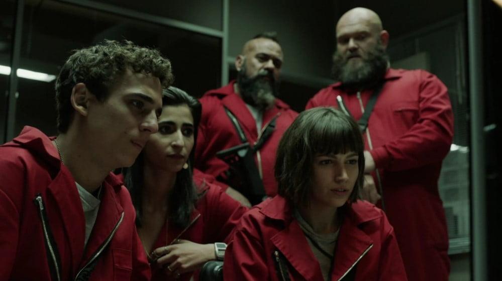 La casa de papel tendrá tercera temporada en Netflix