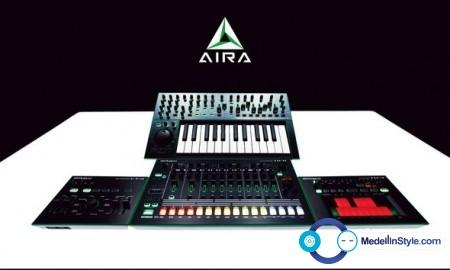 Se confirma la nueva Roland AIRA