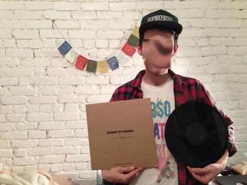 Se vende el nuevo album de Boards Of Canada en EBay