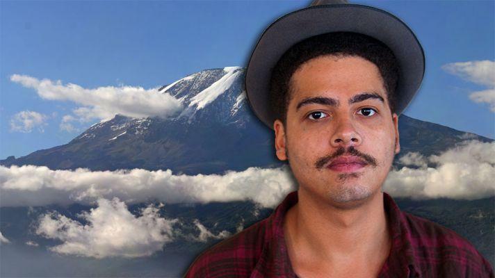 Seth Troxler recauda cien mil dolares por subir al Kilimanjaro para fundación contra el cáncer