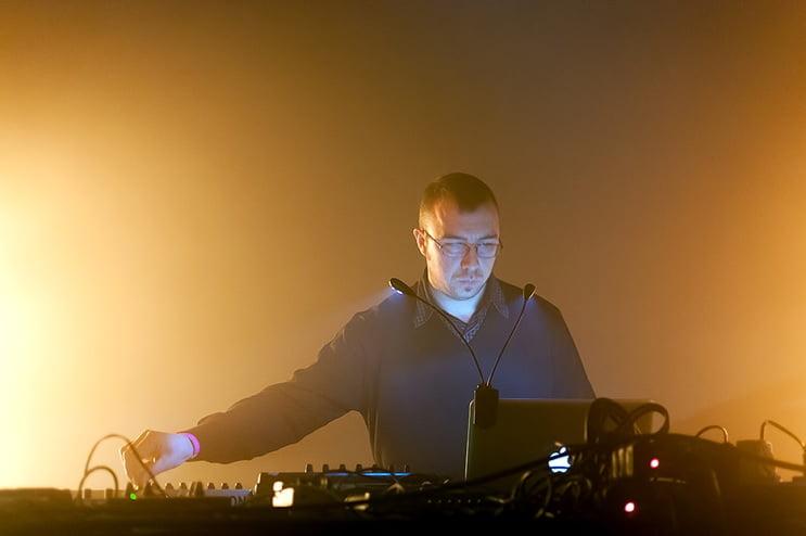Después de 9 años Shackleton lanzará nuevo álbum en solitario