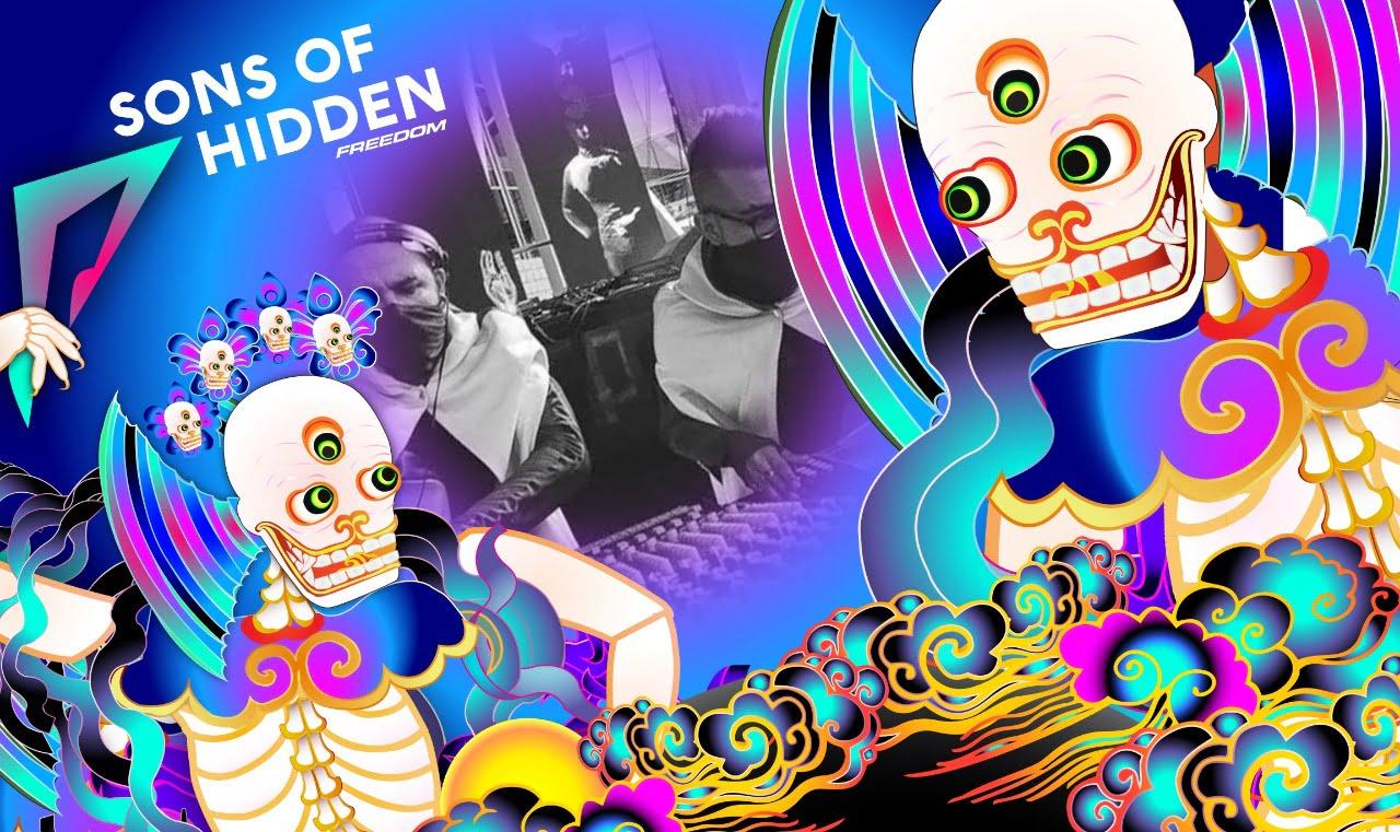 Sons Of Hidden: Los reyes del techno paisa industrial en el #FDM2020