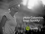 Spotify llega a Colombia con Mobile Free como gran novedad