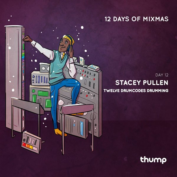 Stacey Pullen inicia el 2015 en THUMP