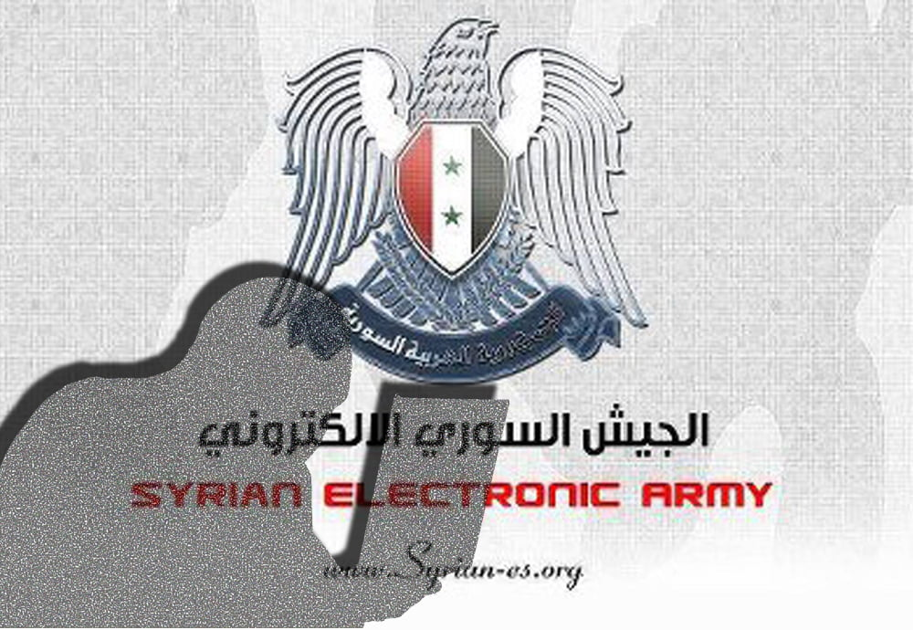 Syrian-Electronic-Army-hack