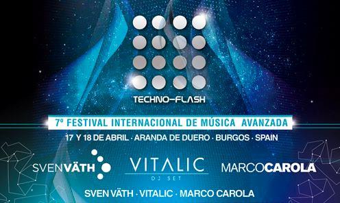 TECHNO Flash 2014