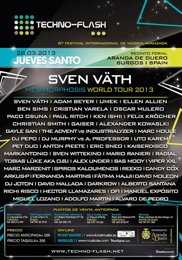 Techno-Flash 2013