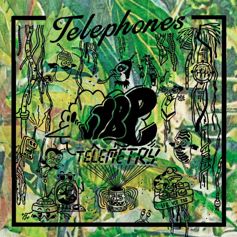Telephones estrena su album en Running Back