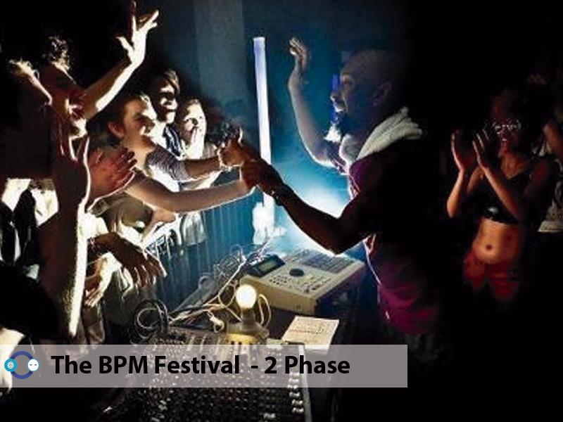 The BPM Festival 2015 anuncia su 2 Phase